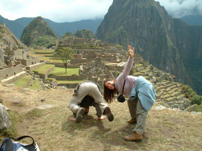 Baroud Pérou 1